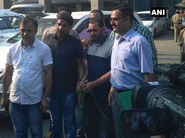 Delhi Police Special Cell arrests an Al Qaeda Operative, Shumon Haq
