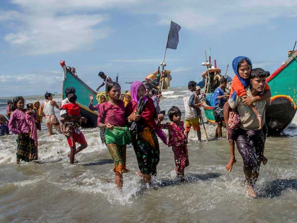 End violence against Rohingyas, HRF urges Myanmar