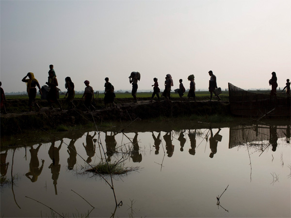 On Rohingya Muslims, UN can't force India not to deport them