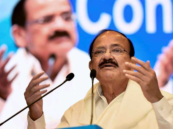 Vice President M Venkaiah Naidu. PTI file photo