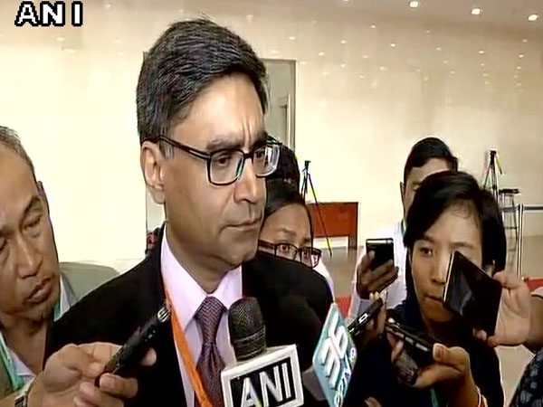 Suu Kyi's address on Rohingya issue contained positive message: Indian envoy