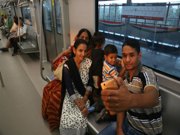 Lucknow Metro bans media entry inside Metro premises