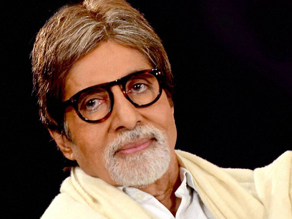Amitabh Bachchan gets BMC notice over illegal construction