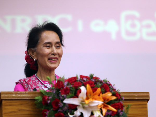 Amid Rohingya crisis Suu Kyi to skip UN General Assembly meet