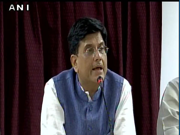 Ahmedabad-Mumbai bullet train deadline advanced to 2022: Piyush Goyal