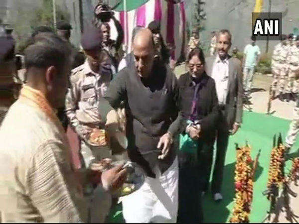 Migration from hills not good for security of border: Rajnath Singh
