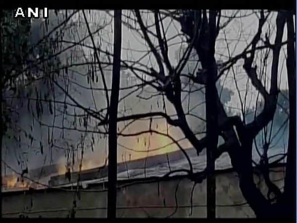 Jharkhand: 4 killed as blaze guts illegal firecracker storage house