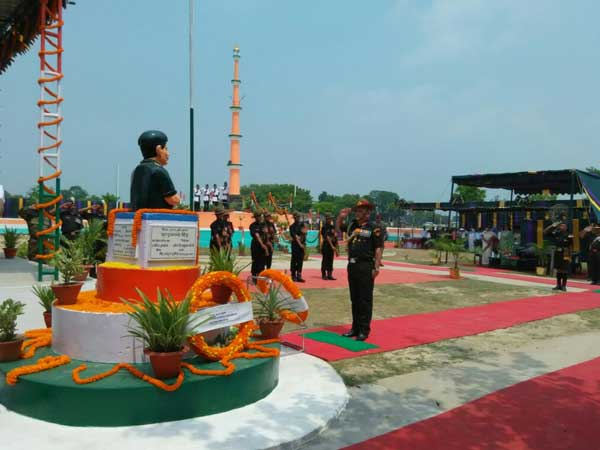 Army chief unveils 1965 war hero Abdul Hamid's memorial in Ghazipur