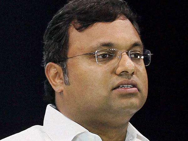 Question me, don't harass Karti: Chidambaram