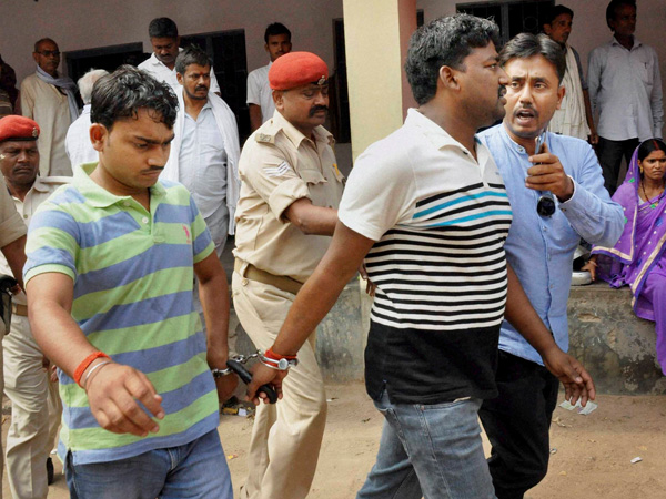 Gaya road rage case: Ex-JDU leader's son Rocky gets life imprisonment