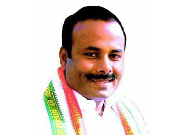 Congress picks Sampath Raj for Mayor