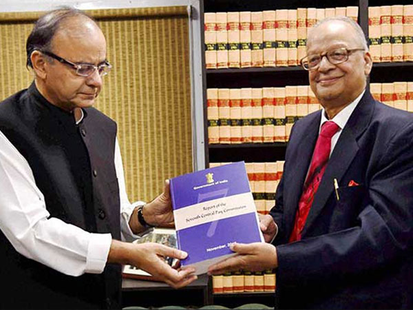 7th Pay Commission and Arun Jaitley's assurance