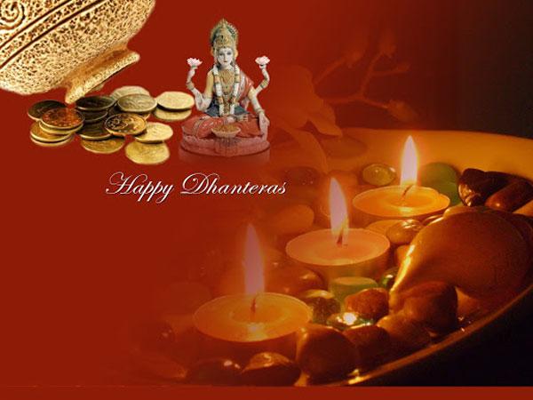 Happy Diwali And Dhanteras Wallpapers: Dhanteras 2017: Puja Procedure, Date, Muhurat, Importance