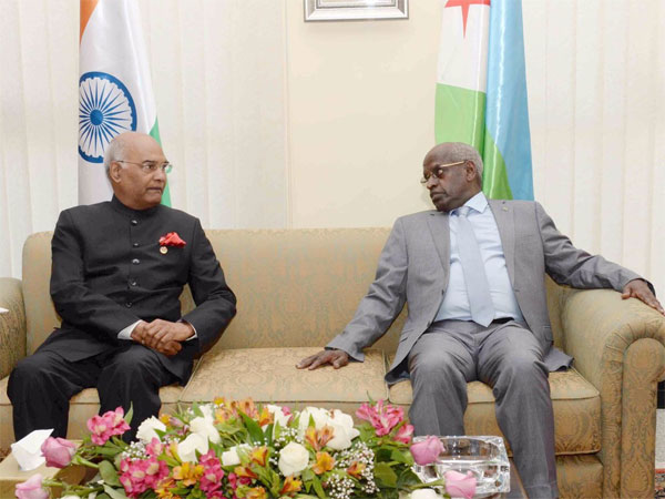 In coversation with Djibouti PM