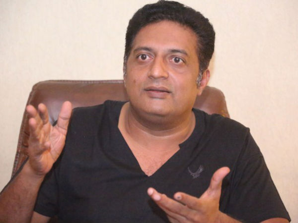 File photo of Prakash Raj
