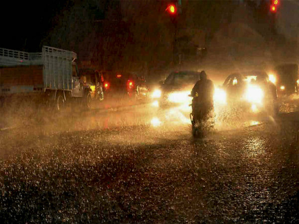 IMD warns Heavy rains for next two days