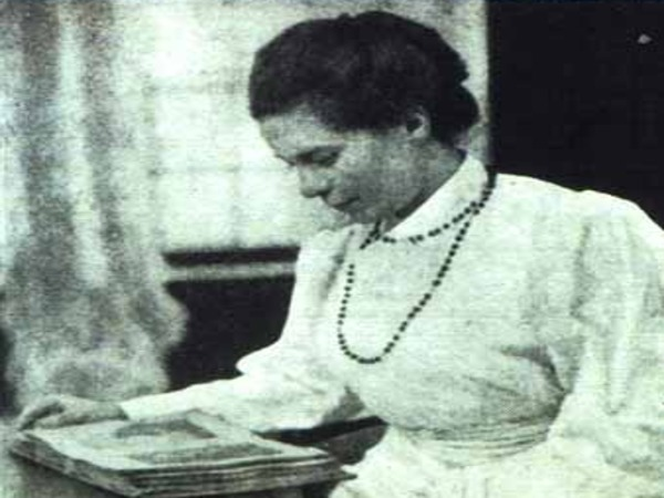 Nivedita wrote extensively