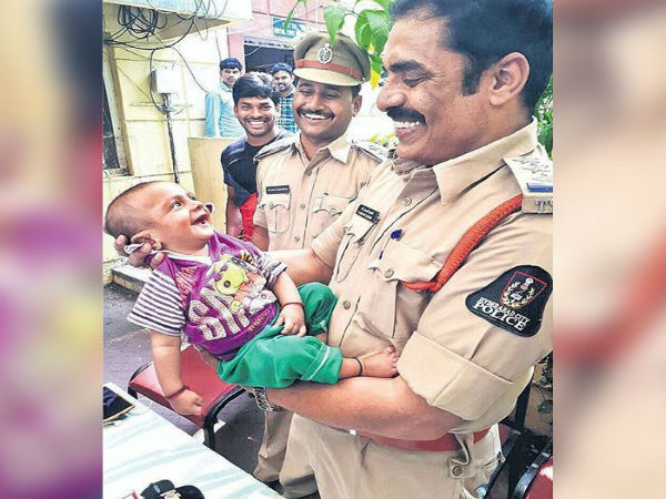 Hyderabad police rescued kidnapped baby boy in 15 hours; Twitter applauds