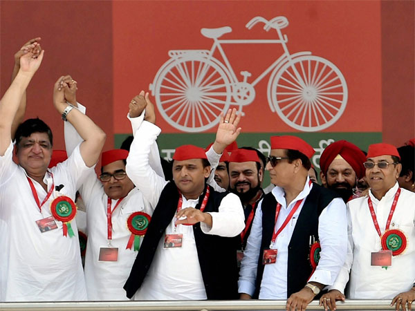 Akhilesh Yadav re-elected SP national chief for 5-year term. PTI file photo