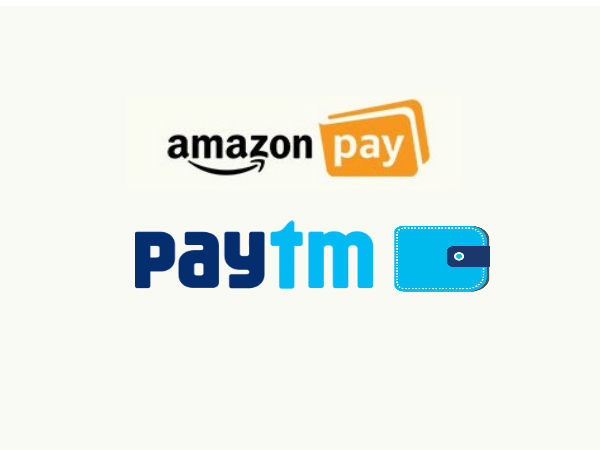Diwali Coupon Sale: Paytm Wallet Vs Amazon Pay - Get Upto 50% Cashback*