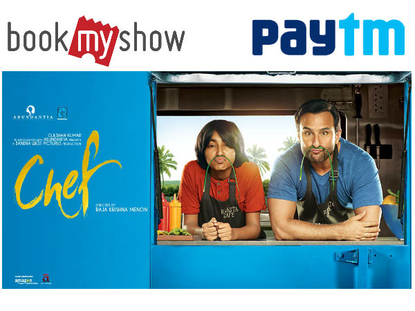 MOVIE WEEKENDS: Get Up To 50% Cashback on Movie Tickets* via Paytm, BookMyShow, Now