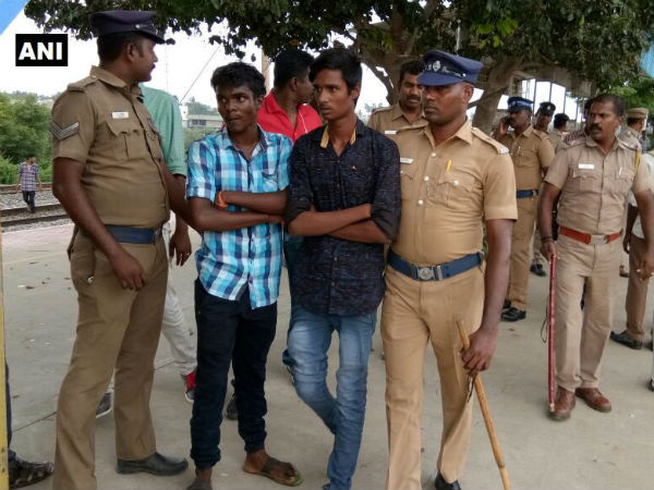 Chennai: 4 college students arrested for carrying knives on train