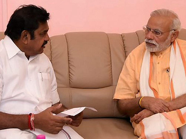 Nobody can shake AIADMK as long as PM Modi supports party: Tamil Nadu minister