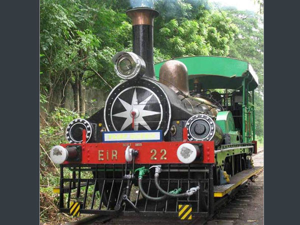 Fairy Queen - world's oldest steam loco