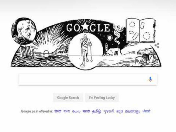Who is Fridtjof Nansen, today's Google Doodle