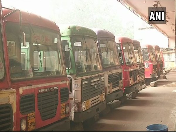 MSRTC strike