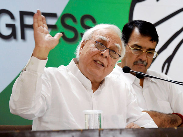 RSS a dynasty which produces CMs, says Congress leader Kapil Sibal