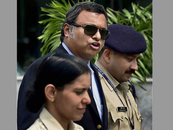 At Supreme Court Karti reveals details of his banking activity overseas