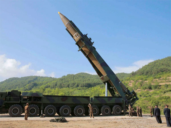 North Korea moving missiles from development centre: Report