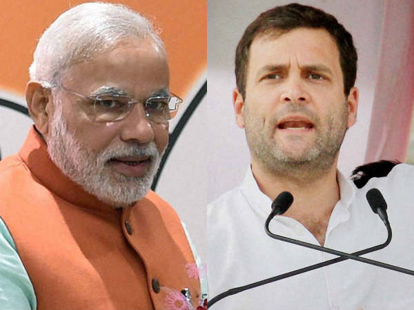 Modi Turned People's Anger Into Communal Hatred: Rahul Gandhi