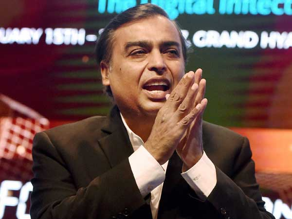 Mukesh Ambani vows add'l Rs 10k cr investment in UP