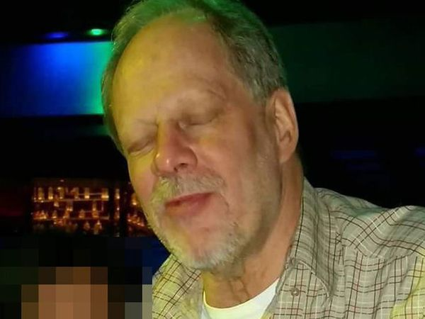 The shooter, who caused the bloodbath in Las Vegas on Monday, was by police as Stephen Paddock, 64. Courtesy: Twitter