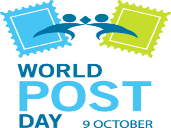 Every year World Post Day is celebrated on 9 October.
