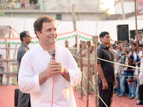 Congress will solve employment crisis within 6 months: Rahul in Amethi