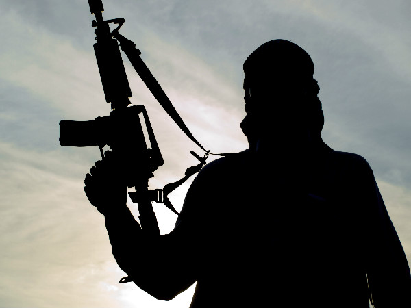 CCTV footage of terrorists escaping after attack at Srinagar hospital
