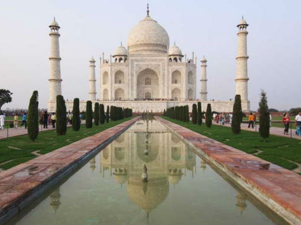 Taj Mahal was a Shiva temple: BJP MP Vinay Katiyar