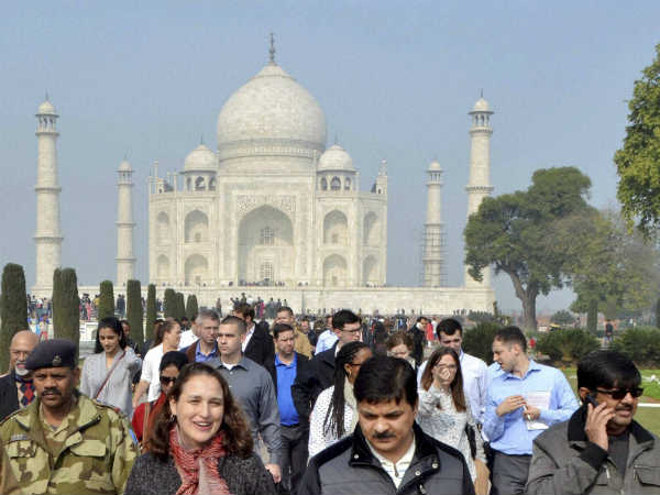 Taj Mahal is a mausoleum built on Shiva temple: Vinay Katiyar