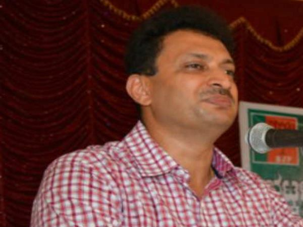 Keep me out of Tipu Jayanti fete, says Anantkumar Hegde