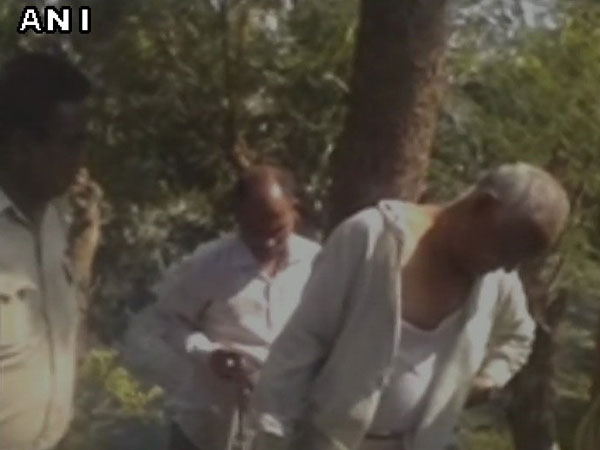Here's why Gujarat BJP councilor was tied to tree and beaten