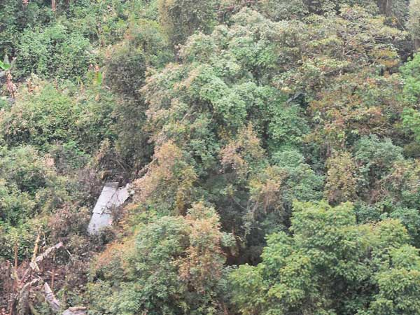 IAF chopper crashes in Arunachal, five dead