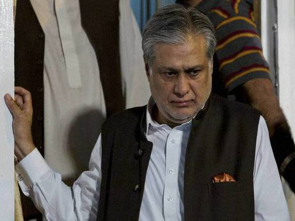 Bailable warrants issued against Ishaq Dar in corruption reference