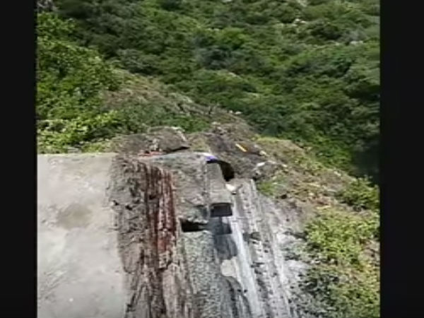 Man falls 2400 feet to his death while encircling Trichi temple