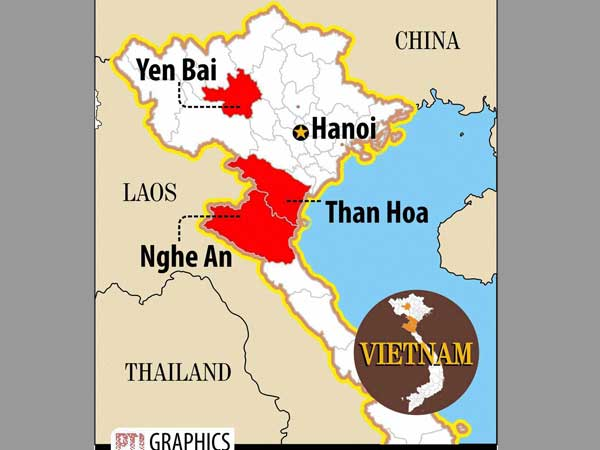 Floods and landslides kill 37, leave 40 missing in Vietnam