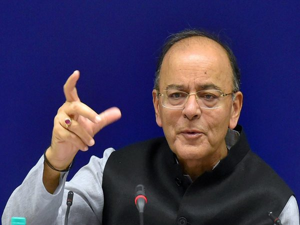 Jaitley compared UPA regime to 'ease of doing corruption'