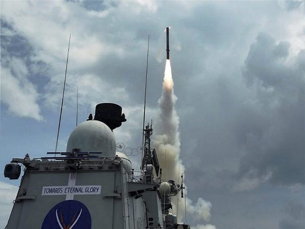 Land-attack version of Brahmos supersonic cruise missile