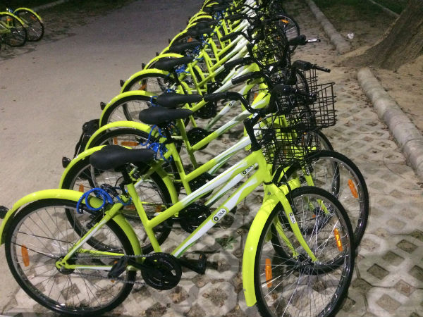 Ola pilots cycle rental service in IIT Kanpur via its app